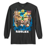 Boys 8-20 Roblox Group Tee