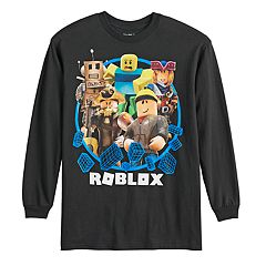 Boys 8-20 Roblox Group Tee