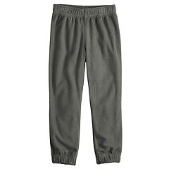 Boys 4-12 Jumping Beans® Fleece Jogger Pants