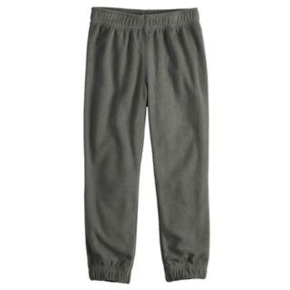 Boys 4-12 Jumping Beans® Fleece Jogger Pants