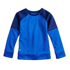 Boys 4-12 Jumping Beans® Fleece Raglan Active Pullover Top