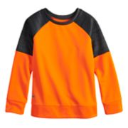 Boys 4-12 Jumping Beans® Fleece Raglan Active Pullover Top