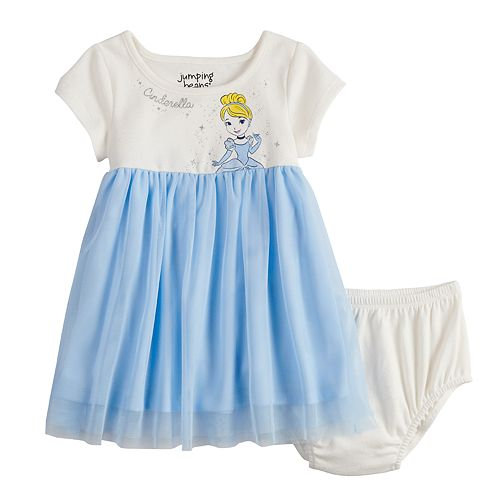 Disney's Cinderella Baby Girl Tulle Dress by Jumping Beans®