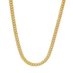 Everlasting Gold 10k Gold Chain Necklace
