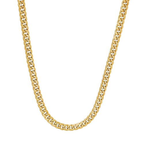7a1345127ac275 Everlasting Gold 10k Gold Chain Necklace