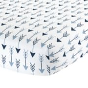 Lambs & Ivy Stay Wild Fitted Crib Sheet