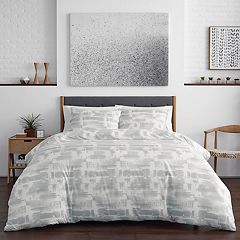 City Scene Aria Duvet Cover Set