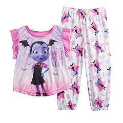 Disney's Vampirina Toddler Girl Top & Jogger Bottoms Pajama Set