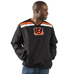 Men's Cincinnati Bengals Progression Pullover