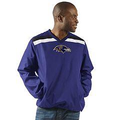 Men's Baltimore Ravens Progression Pullover