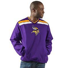 Men's Minnesota Vikings Playoff Puffer Jacket