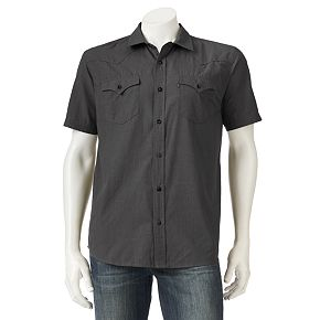 Men's Levi's Bucci Poplin Button-Down Shirt