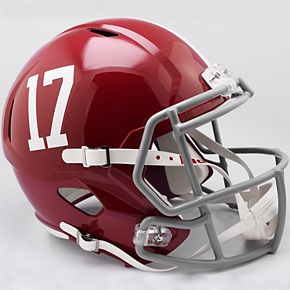 Riddell Alabama Crimson Tide Speed Replica Helmet