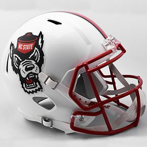 Riddell North Carolina State Wolfpack Speed Replica Helmet