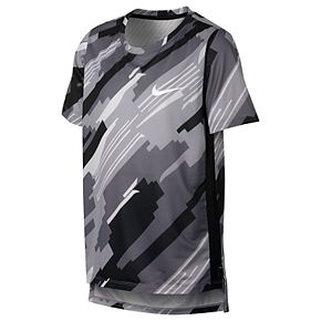 Boys Nike Classic Patterned Tee