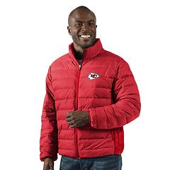 Men's Kansas City Chiefs Playoff Puffer Jacket