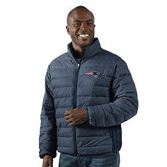 Men's New England Patriots Playoff Puffer Jacket
