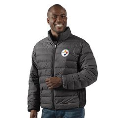 Men's Pittsburgh Steelers Playoff Puffer Jacket