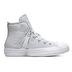 Kids' Converse Chuck Taylor All Star Pull Zip High Top Shoes