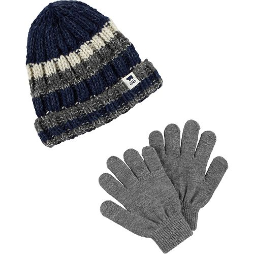 7b7d3023e Boys 4-7 Carter's Hat & Gloves Set
