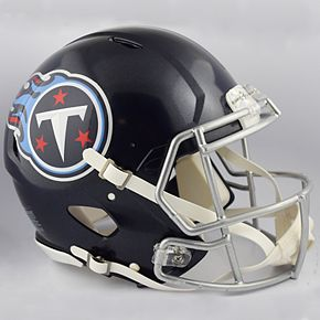Riddell Tennessee Titans Speed Authentic Helmet