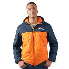 Men's Denver Broncos Exploration Parka Jacket