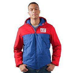 Men's New York Giants Exploration Parka Jacket