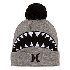 Boys 4-20 Hurley Shark Bait Beanie