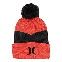 Boys 4-20 Hurley Heathered Beanie