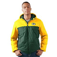 Men's Green Bay Packers Exploration Parka Jacket