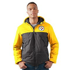 Men's Pittsburgh Steelers Exploration Parka Jacket