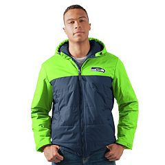 Men's Seattle Seahawks Exploration Parka Jacket
