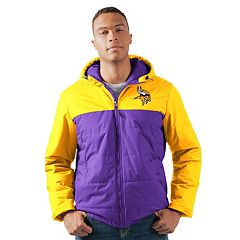 Men's Minnesota Vikings Exploration Parka Jacket