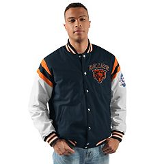 Men's Chicago Bears Home Team Jacket