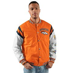 Men's Denver Broncos Home Team Jacket