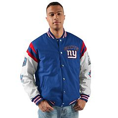 Men's New York Giants Home Team Jacket