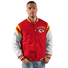 Men's Kansas City Chiefs Home Team Jacket