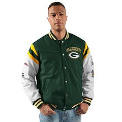 Men's Green Bay Packers Home Team Jacket