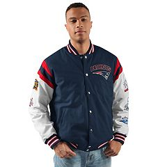 Men's New England Patriots Home Team Jacket