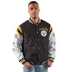 Men's Pittsburgh Steelers Home Team Jacket