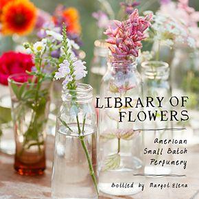 Library Of Flowers True Vanilla Shower Gel