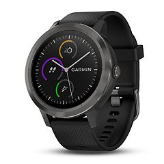 Garmin vivoactive 3 Smartwatch with Slate Hardware