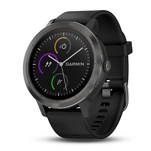 Garmin vivoactive 3 Smartwatch with Slate Hardware