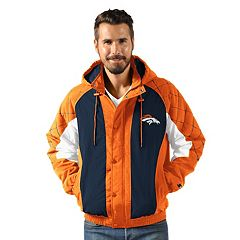 Men's Denver Broncos Heavy Hitter Jacket