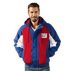 Men's New York Giants Heavy Hitter Jacket