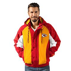 Men's Kansas City Chiefs Heavy Hitter Jacket