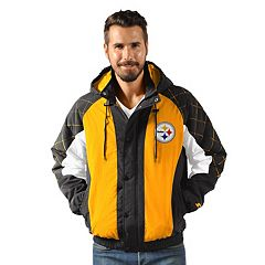 Men's Pittsburgh Steelers Heavy Hitter Jacket