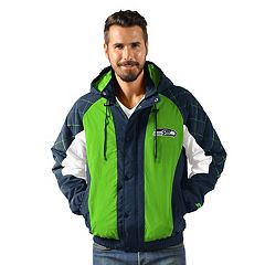 Men's Seattle Seahawks Heavy Hitter Jacket