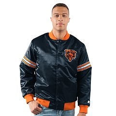 Men's Chicago Bears Draft Pick Bomber Jacket