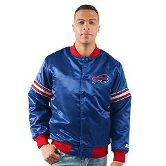 Men's Buffalo Bills Draft Pick Bomber Jacket